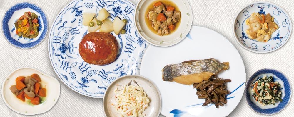 高齢者向け食事宅配サービス