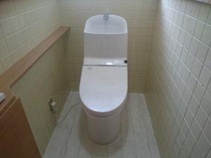 トイレ工事介護リフォーム