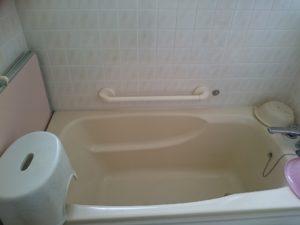 浴室、階段、廊下手すり取り付け
