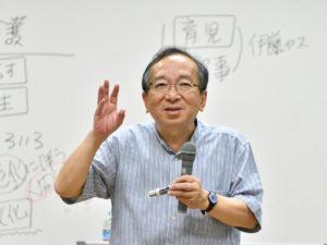 三好春樹氏の認知症セミナー 浜田市