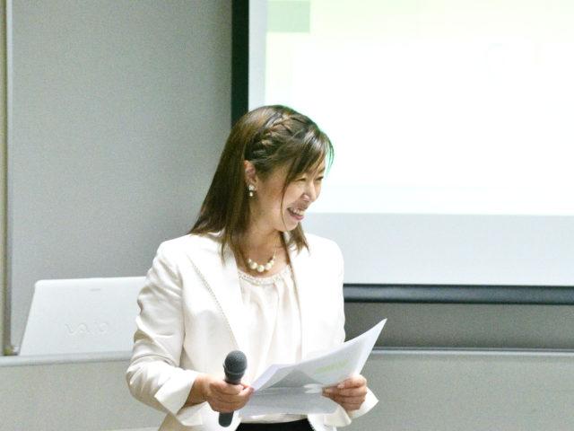 Office RASHICU 代表 河上恵美
