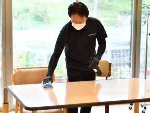 消毒・除菌 ほほえみライフ 島根県浜田市 新型コロナウイルス