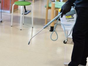 新型コロナウイルス抗菌サービス 島根県